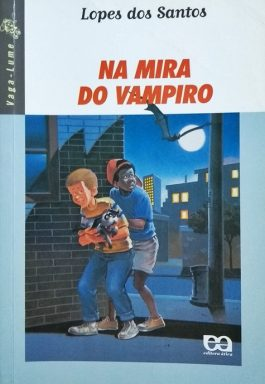 Na Mira Do Vampiro (Série Vaga-Lume)