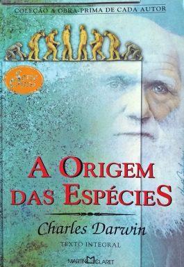 A Origem Das Espécies (Coleção A Obra-Prima De Cada Autor)