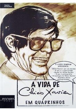 A Vida De Chico Xavier Em Quadrinhos (Edição de Bolso)