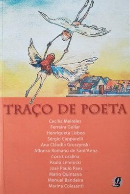 Traço De Poeta (Antologia De Poesia Para Jovens)