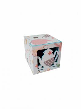 Caixa De Chá Pequena