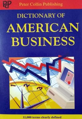 Dictionary Of American Business
