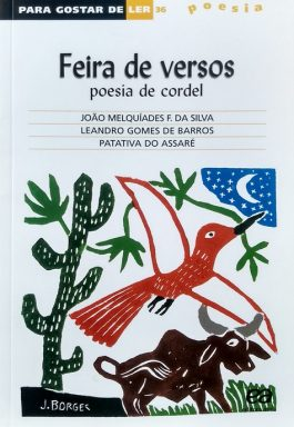 Feira De Versos: Poesia De Cordel (Série Para Gostar De Ler 36 – Poesia)