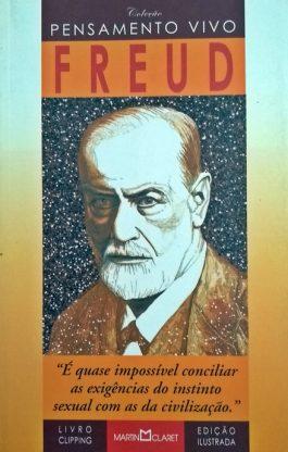 Freud (Coleção Pensamento Vivo Freud)