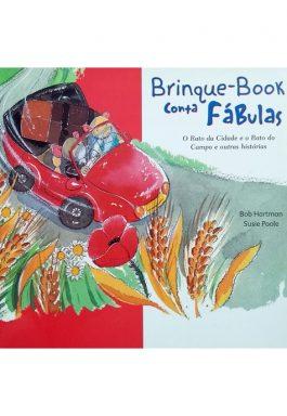 Brinque-Book Conta Fábulas: O Rato Da Cidade E O Rato Do Campo E Outras Histórias