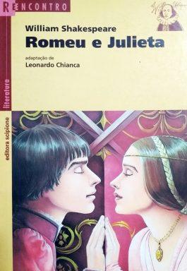Romeu E Julieta (Série Reencontro – Literatura)