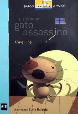 Diário De Um Gato Assassino (Série Barco A Vapor)