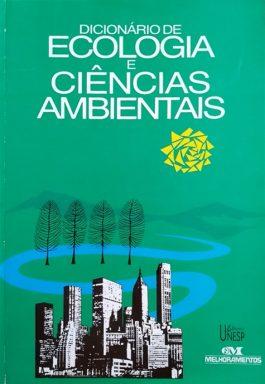 Dicionário De Ecologia E Ciências Ambientais