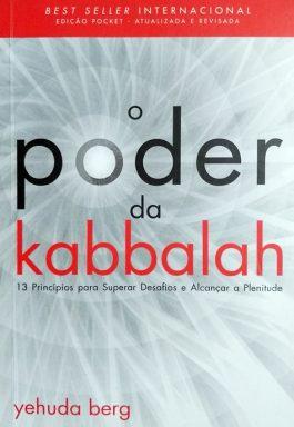 O Poder Da Kabbalah (Edição Pocket)