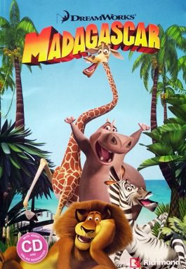 Madagascar (Early Beginner – Level 1) With Audio CD